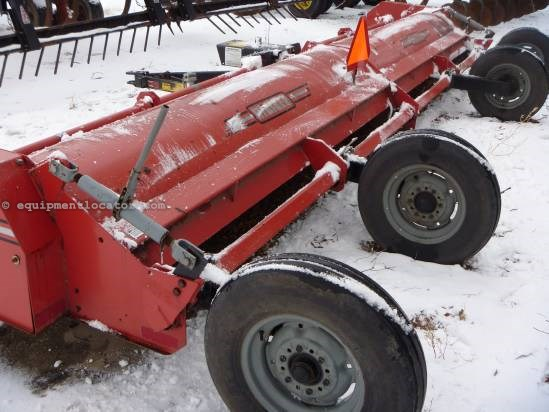 1999 Hiniker 1700 Flail Mower For Sale
