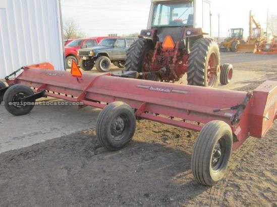 2006 Hiniker 1700 Flail Mower For Sale