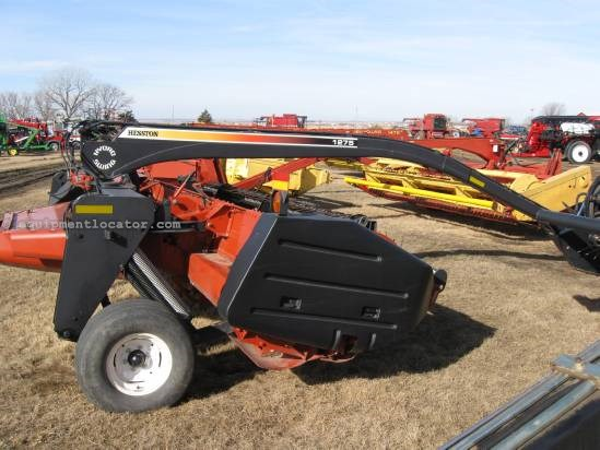 2001 Hesston 1275 Mower Conditioner For Sale