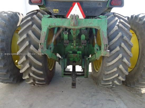 1992 John Deere 4760 Tractor For Sale