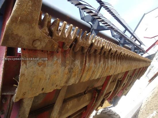 1990 Case IH 1020 Header-Flex For Sale
