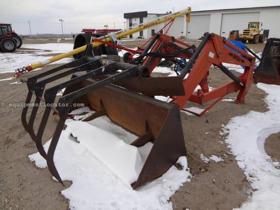 NULL Dual 310 Front End Loader Attachment For Sale