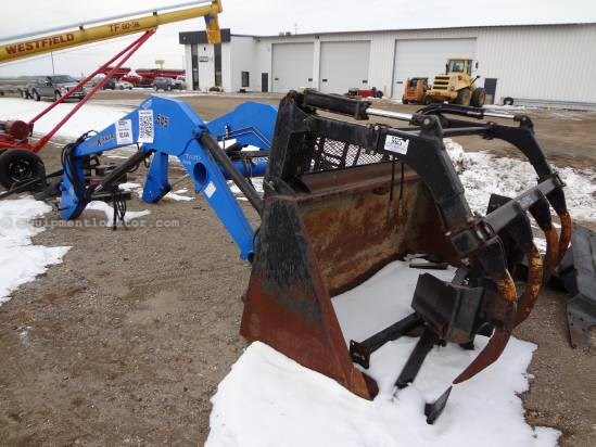 NULL Koyker 645 Front End Loader Attachment For Sale
