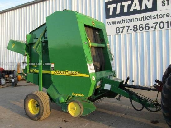 2004 John Deere 467 Baler-Round For Sale