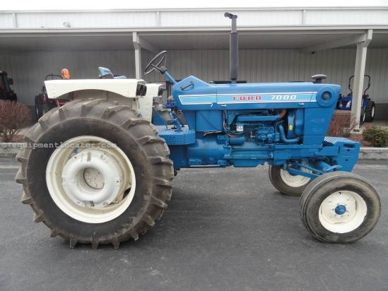 Ford 7000 Tractor : Ford tractor for sale autos post
