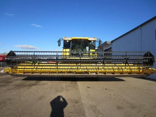 2006 New Holland 74 Header-Flex For Sale