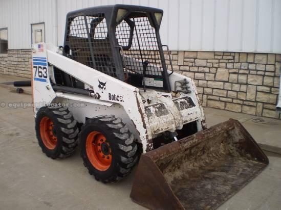 Bobcat 763 Skid Steer For Sale At Equipmentlocatorcom