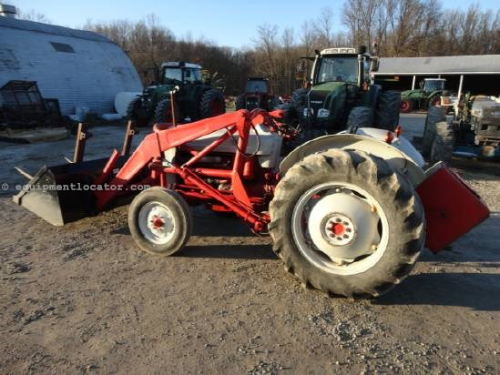 Ford 800 Tractor : Ford tractor for sale