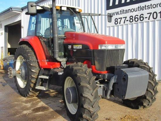 2002 Buhler 2160 Tractor For Sale