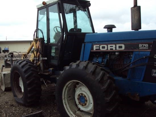 1990 New Holland 276 Tractor For Sale