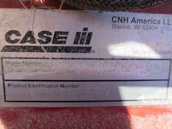 2007 Case IH 2020-35', Fits 7088/7010/8010/7120/8120, FT, HHC Header-Flex For Sale