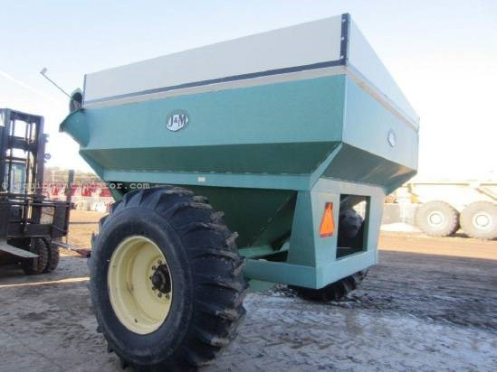 1990 J & M 500 Grain Cart For Sale