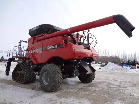 2009 Case IH AF8120 Combine For Sale