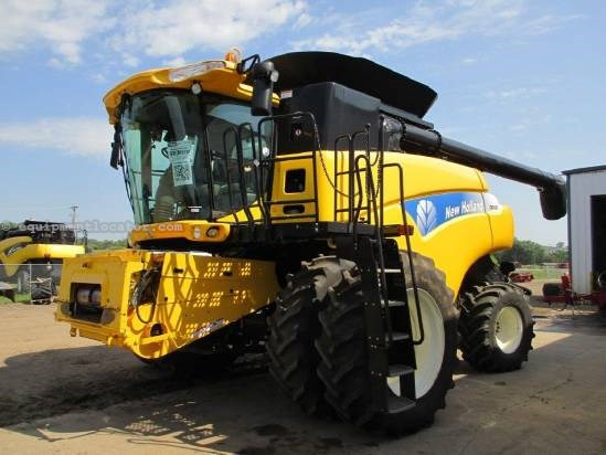 2008 New Holland 9060, 1059 Sep Hrs, UPTIME READY!, Contour Combine For Sale