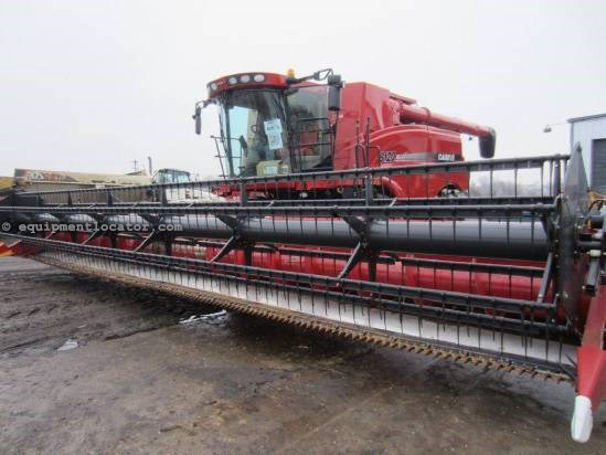 2010 Case IH 2020, 35', (7088/7010/8010), FT, HHC, Fore/Aft Header-Flex For Sale
