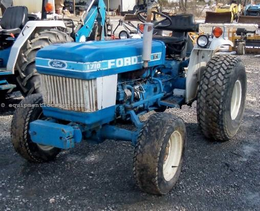 Ford 1710 Engine : Ford tractor for sale