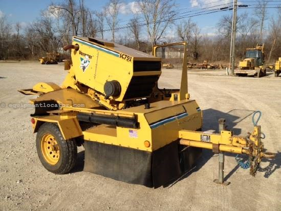 Vermeer Stump Grinder For Sale >> 2003 Vermeer Sc752 Stump Grinder For Sale At Equipmentlocator Com