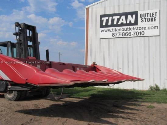 2009 Case IH 3408 Header-Corn For Sale