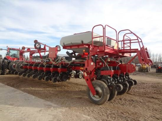 2008 Case IH 1250, 24R30, New Disc Openers Planter For Sale