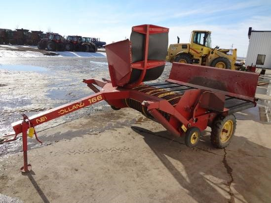 NULL New Holland 166 Windrow Inverter For Sale