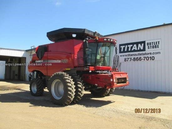 2009 Case IH AF9120, UPTIME READY!, 403 sep hrs, HD rear axle Combine For Sale