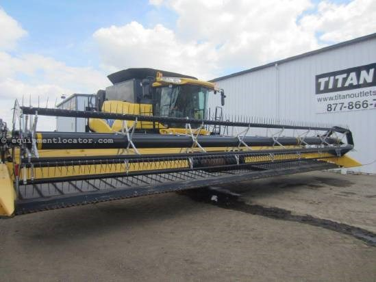 2008 New Holland 88C, 36', HHC, Dual Sickle Drive, CR9060/CR9070 Header-Flex/Draper For Sale