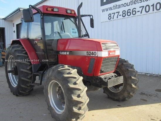 1997 Case IH 5240 Tractor For Sale