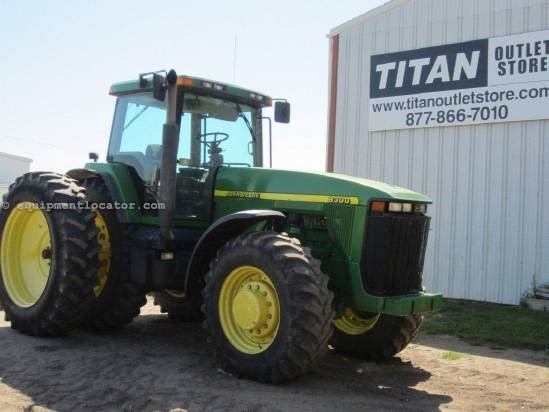 1997 John Deere 8300 Tractor For Sale