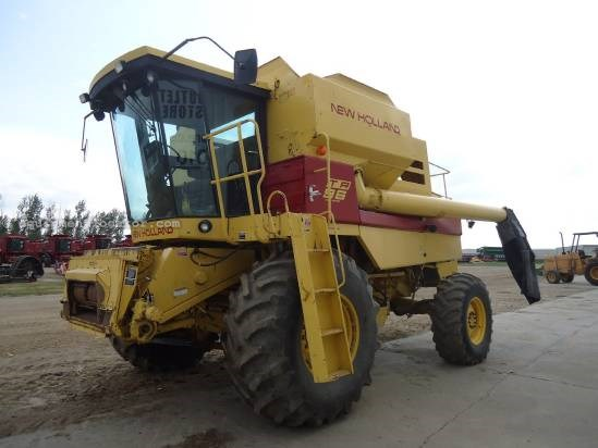 1992 New Holland TR96 Combine For Sale