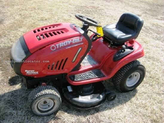 2007 Troy Bilt Super Bronco 42 Riding Mower For At Equipmentlocator