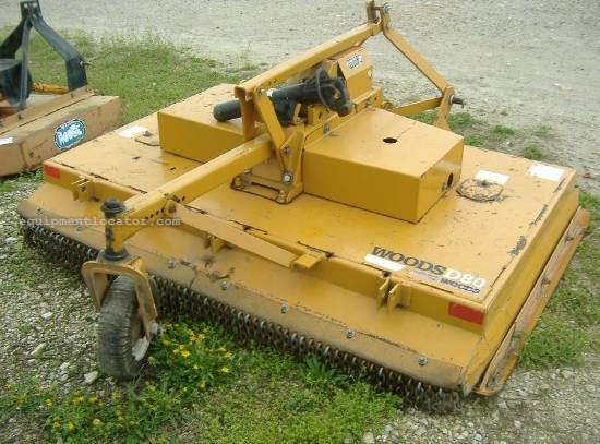 Woods Finish Mower : Woods d finishing mower for sale at