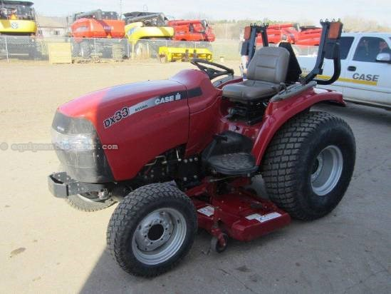 2006 Case IH DX33 Tractor For Sale