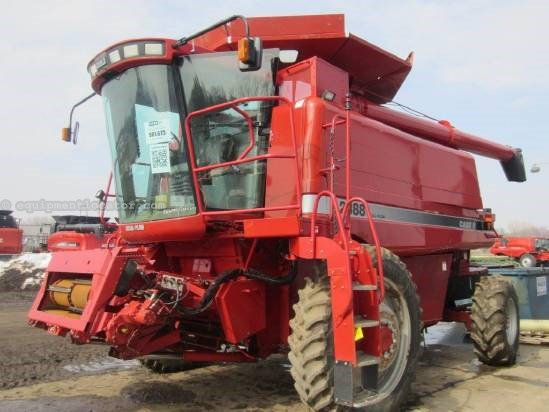 2002 Case IH 2388 Combine For Sale