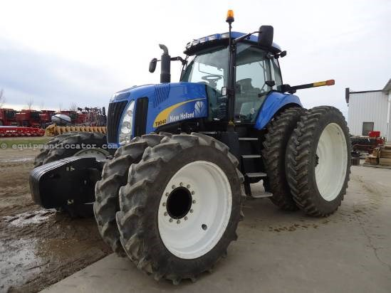2010 New Holland T8040 Tractor For Sale