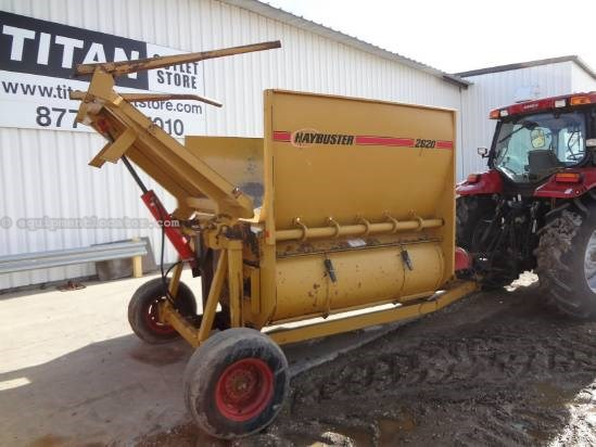 NULL Haybuster 2620 Bale Processor For Sale