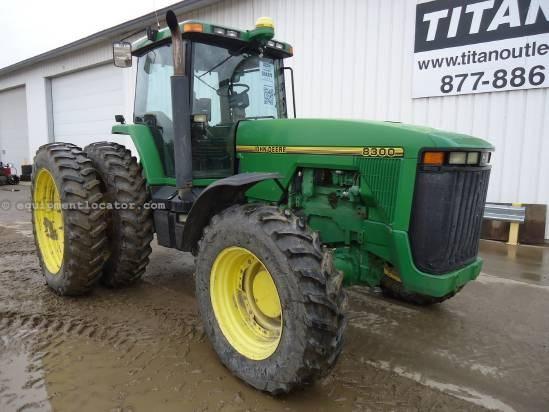 1996 John Deere 8300 Tractor For Sale