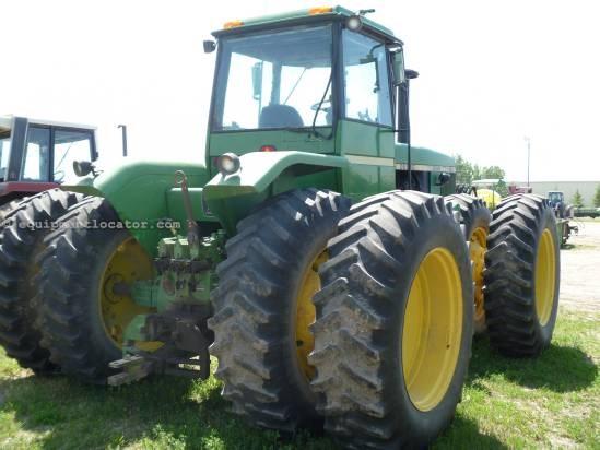1981 John Deere 8440 Tractor For Sale