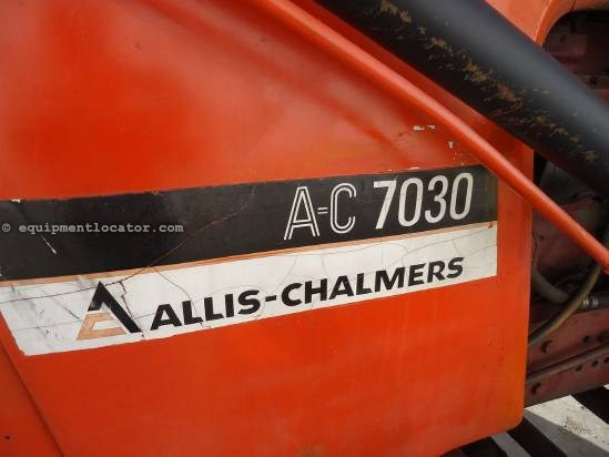 1974 Allis Chalmers 7030 Tractor For Sale