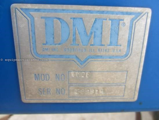 1992 DMI TMII, 39', 79 Shank, 5 Section, Tine Harrows Field Cultivator For Sale