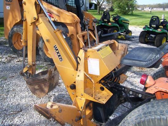 Woods 9000 Groundbreaker Backhoe Parts - 0425