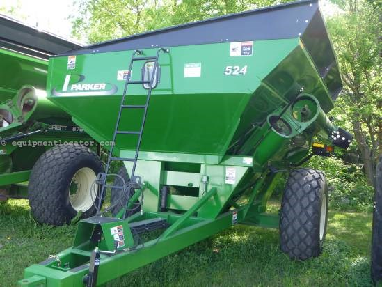 2010 Parker 524 Grain Cart For Sale