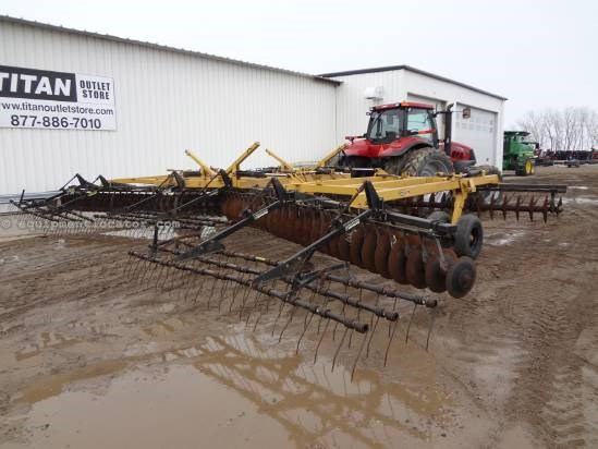 NULL Amco F15 Disk Harrow For Sale