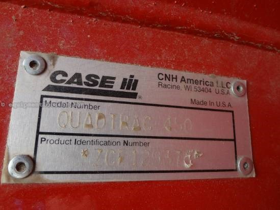 2012 Case IH Steiger STX450 Tractor For Sale