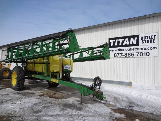 2006 Summers ULTRA ULTIMATE NT-120 Sprayer-Pull Type For Sale