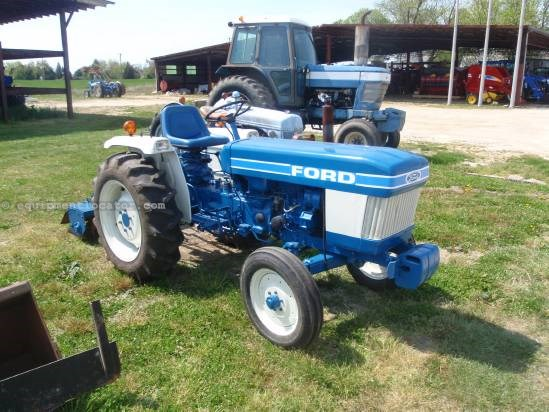 1710 Ford Tractor For Sale