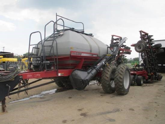 2008 Case IH SDX40, 40', Std Till, Pull Type, 380 Bu. Tank Air Drill For Sale