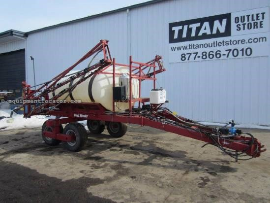 NULL Wil-Rich 1000 Sprayer-Pull Type For Sale