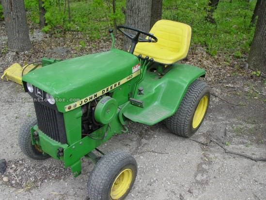 John Deere 140 Transmission http://www.equipmentlocator.com/asp/eDetails/John+Deere/140/Riding+Mower/For+Sale/eqID/1294751/eID/74/loc/na-en/close/yes/