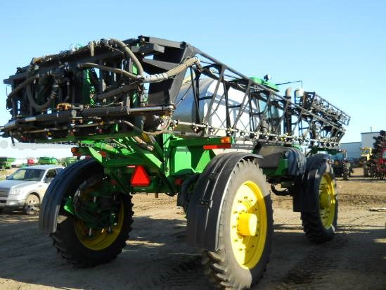 2005 John Deere 4920 Sprayer-Self Propelled For Sale