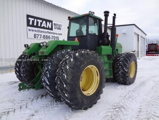 1996 John Deere 8870 Tractor For Sale